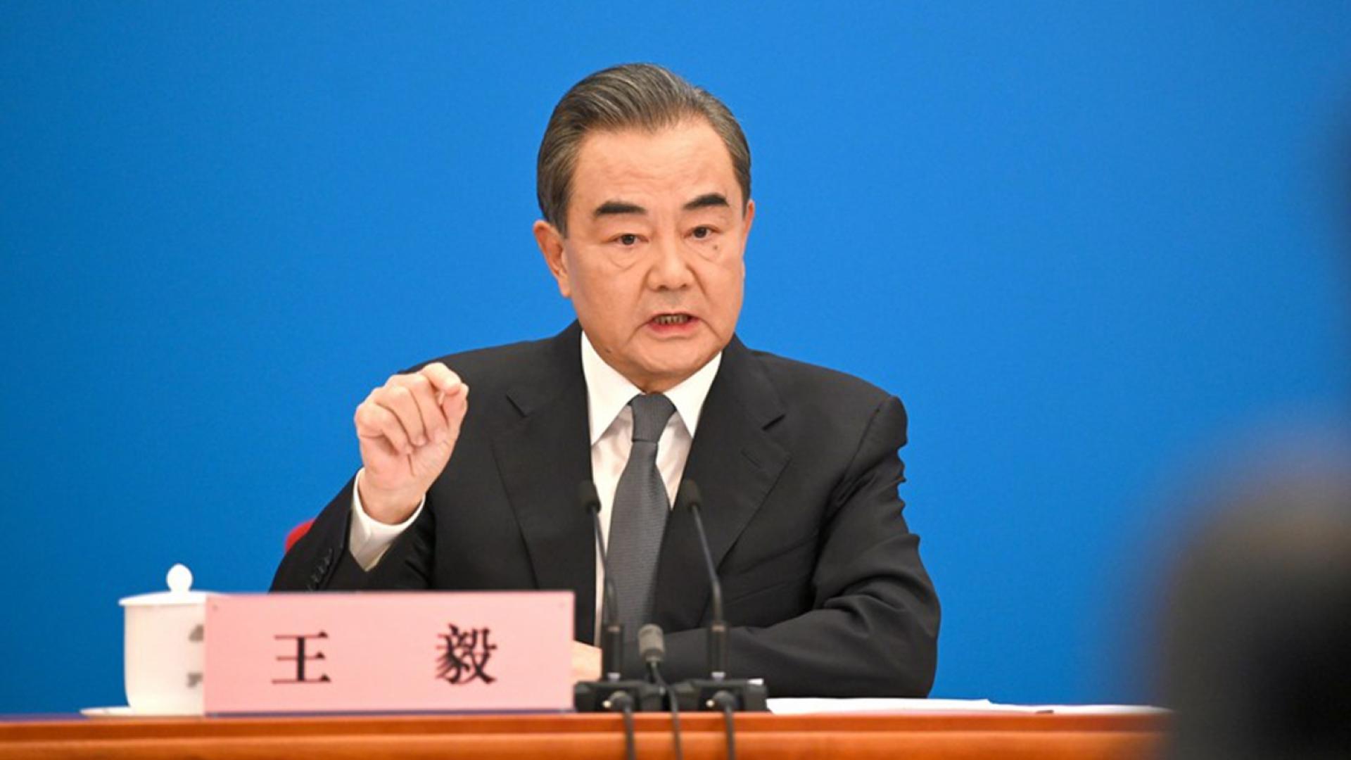 Chinese Foreign Minister Wang Yi - Sputnik International, 1920, 05.08.2021