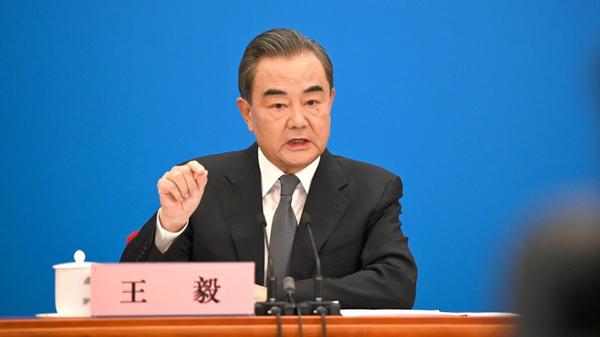 Chinese Foreign Minister Wang Yi - Sputnik International