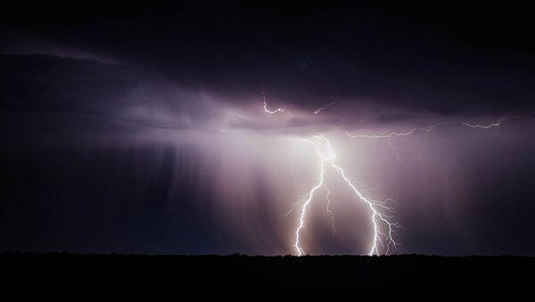 Lightning strike - Sputnik International