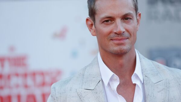 Cast member Joel Kinnaman poses at the premiere of The Suicide Squad in Los Angeles, California, 2 August 2021 - Sputnik International