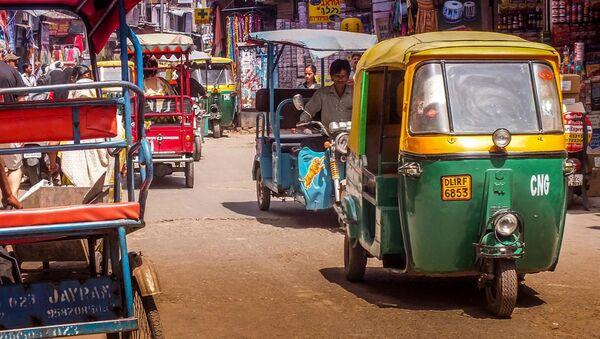 Rickshaw - Sputnik International