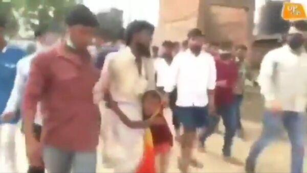 Incident of Kanpur, where Muslim man was alleged of forcefully converting Hindu women  - Sputnik International