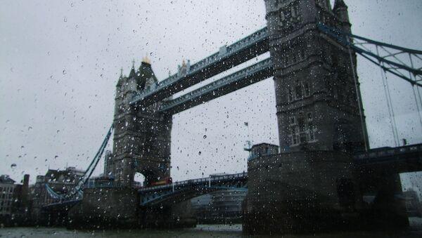 Rainy London - Sputnik International