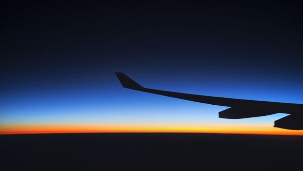 Sky wing plane - Sputnik International