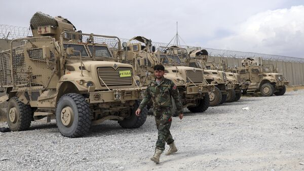 A Look at Afghanistan's Military Bases After the Hasty US Pullout - Sputnik International