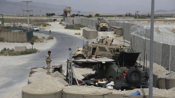 База Баграм в Афганистане  - Sputnik International