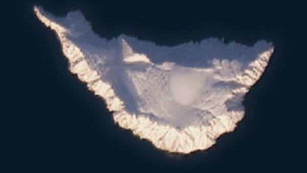 Jeannette Island - Sputnik International