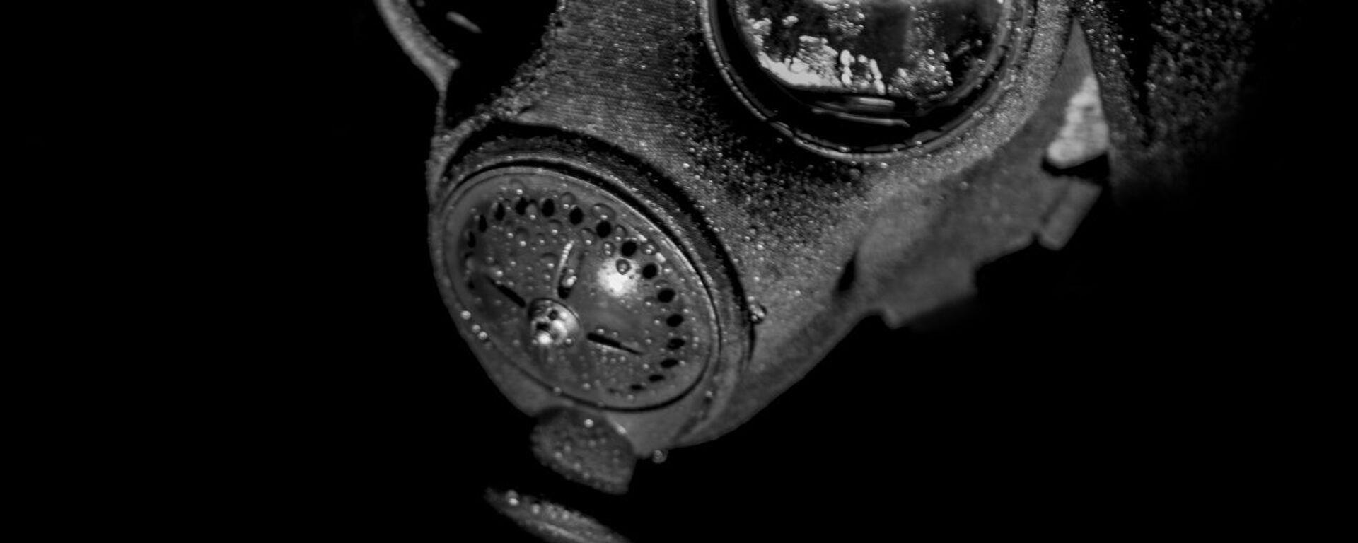 Gas mask  - Sputnik International, 1920, 20.08.2021