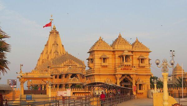 Shree Somnath Jyotirlinga Temple - Sputnik International