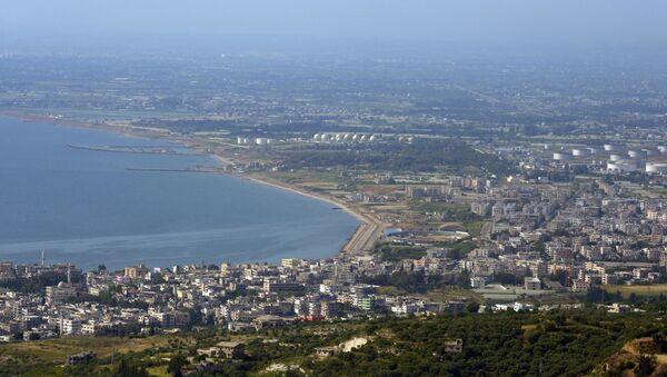 A view of the Syrian city of Baniyas - Sputnik International