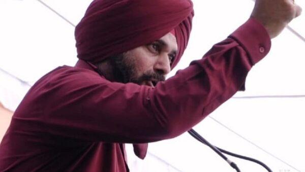 Navjot Singh Sidhu - Sputnik International