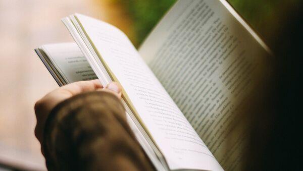 Reading a book - Sputnik International