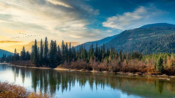 British Columbia, Canada - Sputnik International