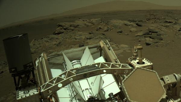 Mars Perseverance Sol 194: Right Navigation Camera (Navcam) - Sputnik International