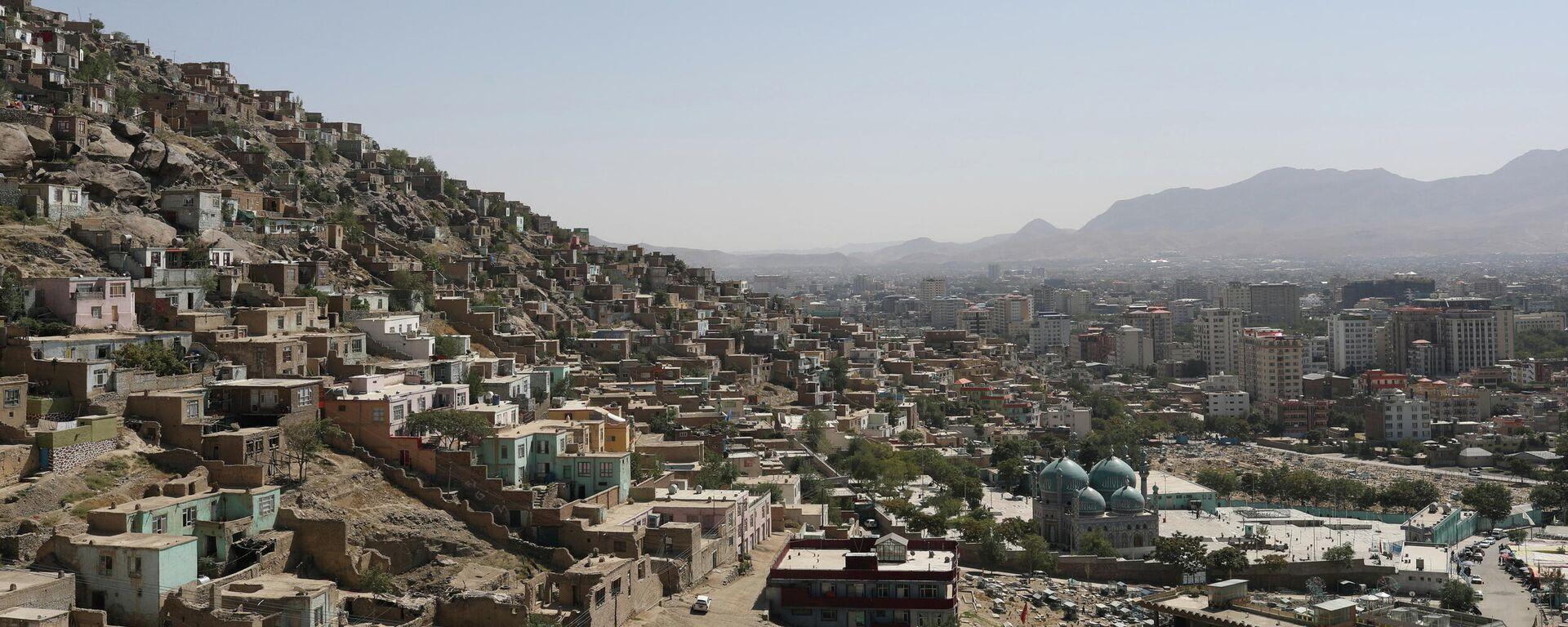 A general view of the city of Kabul - Sputnik International, 1920, 16.09.2021