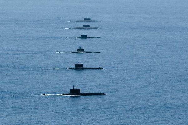 Indian Navy submarines in the Indian Ocean region - Sputnik International
