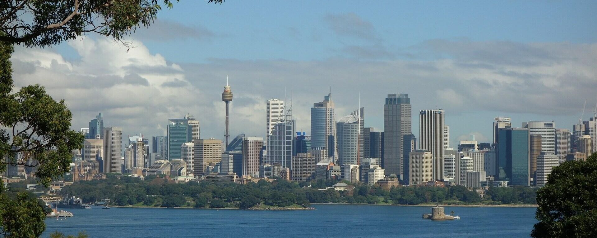 Sydney city - Sputnik International, 1920, 20.09.2021