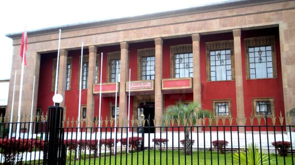 The Moroccan Parliament Building in the capital of Rabat - Sputnik International