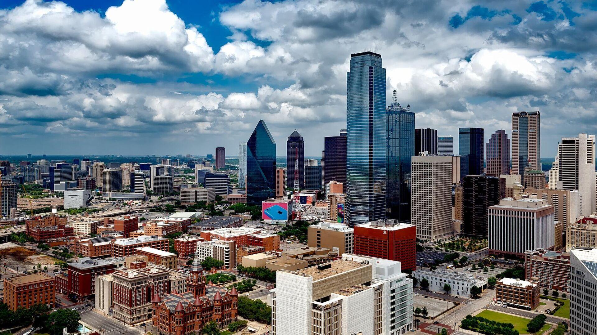 Dallas Texas City - Sputnik International, 1920, 24.09.2021
