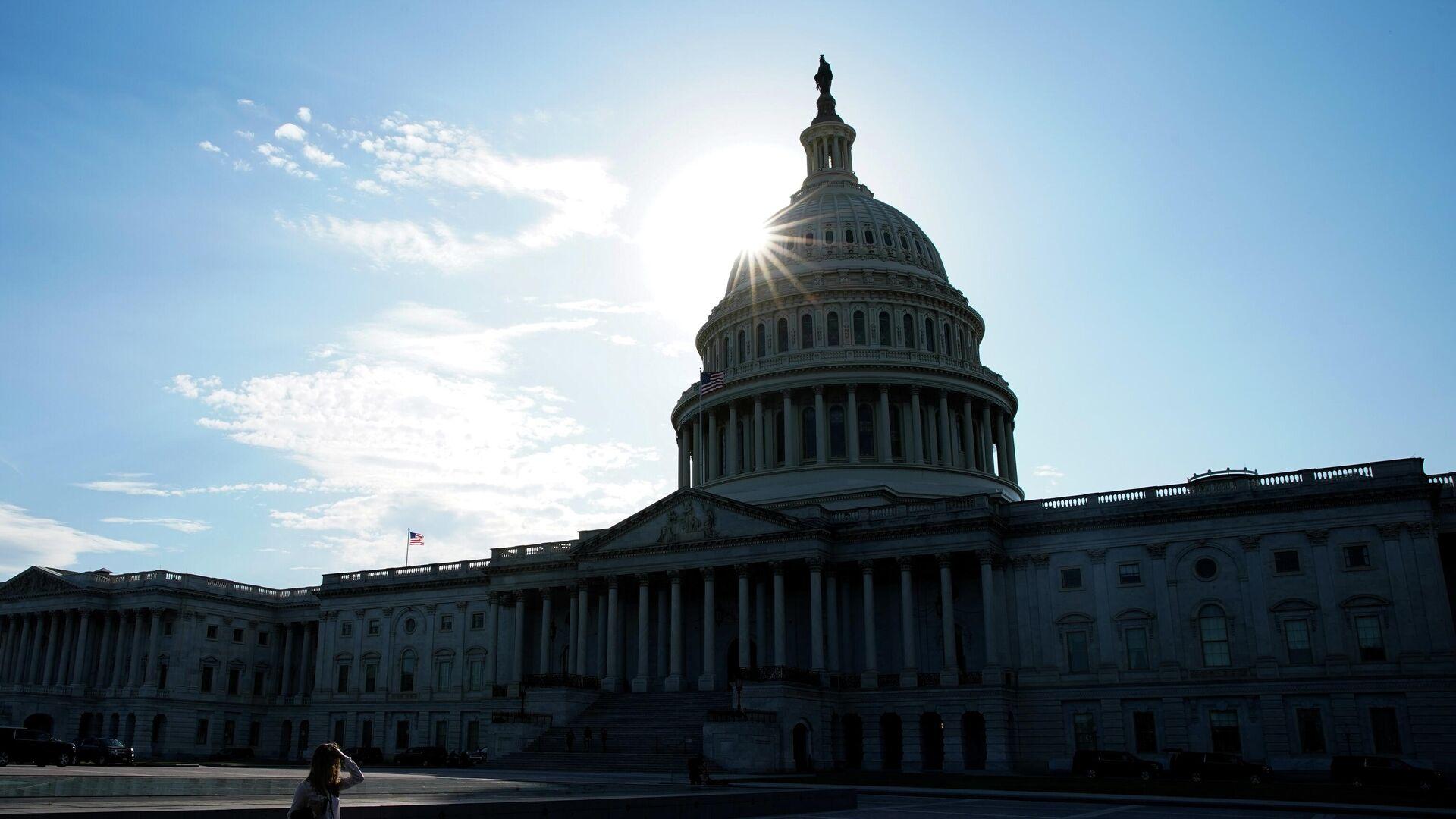The U.S. Capitol is seen in Washington, U.S., September 27, 2021. - Sputnik International, 1920, 27.09.2021