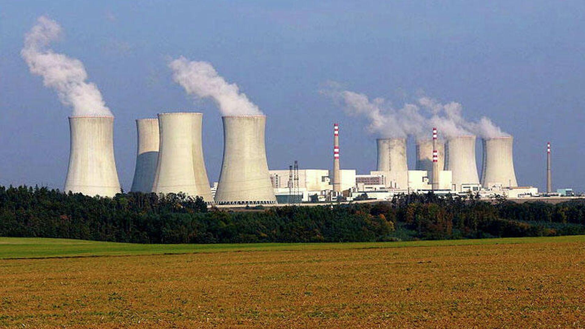 Nuclear.power.plant.Dukovany - Sputnik International, 1920, 28.09.2021