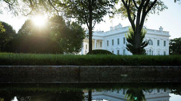 A general view of the White House in Washington, U.S., October 2, 2021 - Sputnik International