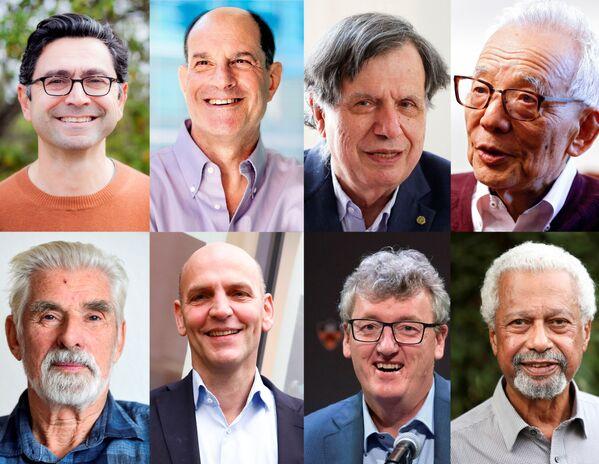 Лауреаты Нобелевской премии 2021 - Sputnik International