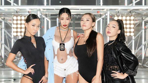 Rapper Jessi's Got the Moves as She Goes 'Cold Blooded' for New MV Teaser - Sputnik International