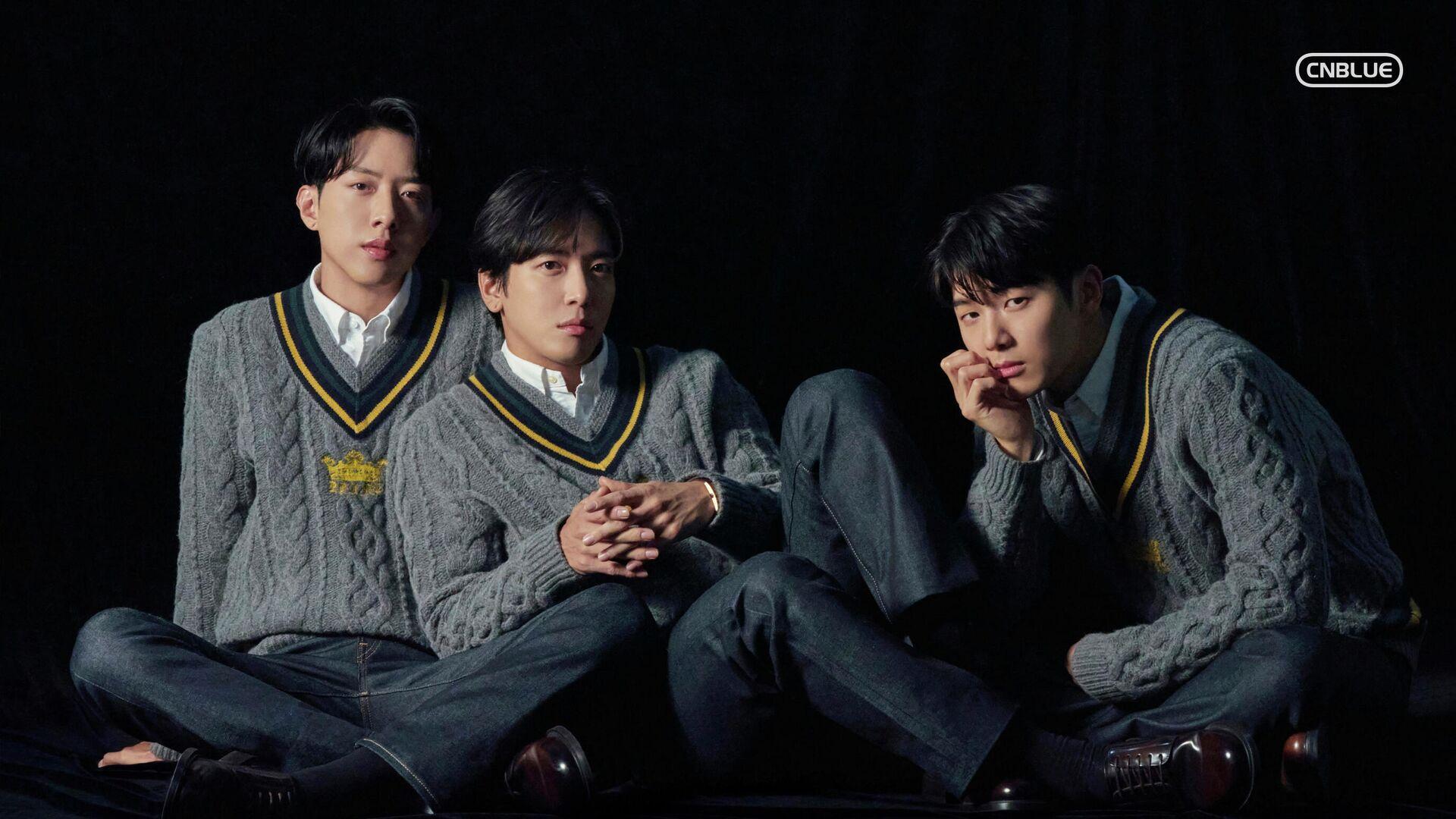 Veteran South Korean Pop Rock Stars CNBLUE Get Set For Their Comeback - Sputnik International, 1920, 08.10.2021