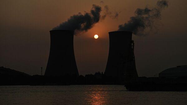 Coal-Electricity Power Station in China. File photo  - Sputnik International