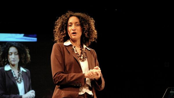 UK Social Mobility Commission Chair Katharine Birbalsingh speaks at the Learning Without Frontiers conference, London, 11 January 2011 - Sputnik International