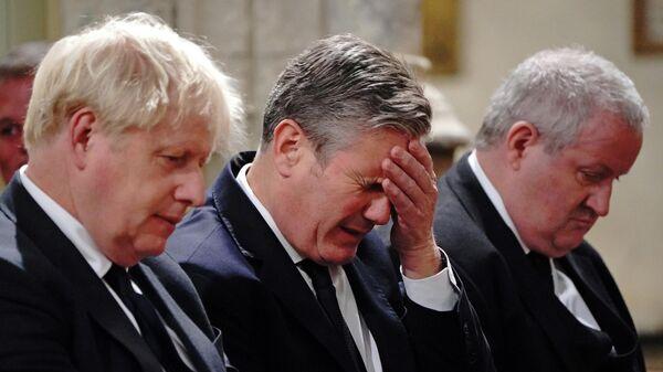 Service to honour British MP David Amess in London - Sputnik International