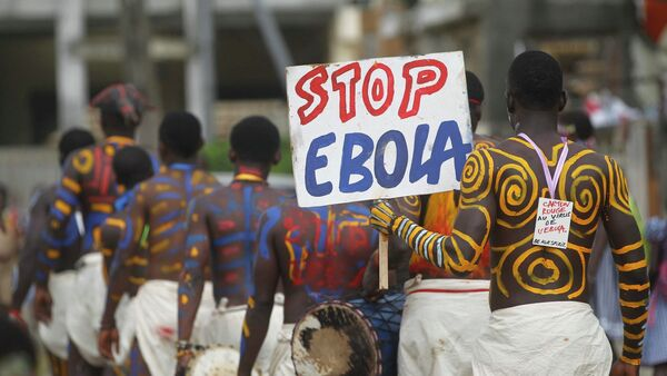 The World Health Organization (WHO) adjusted its figures on Ebola death toll on Friday, revising down the number of those who died of the deadly virus by 31 to a total of 4,951 victims. - Sputnik International