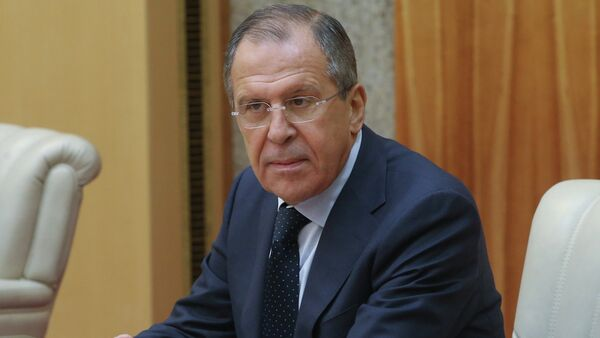 Russian Foreign Minister Sergei Lavrov is likely to join the Vienna talks over Tehran's nuclear program if progress is made. - Sputnik International