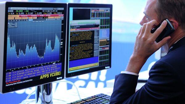 Stock exchange - Sputnik International