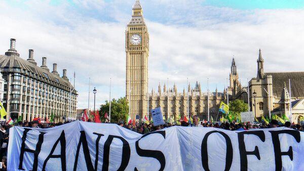 TTIP: British Public Services under Attack by Transatlantic Trade Deal - Sputnik International