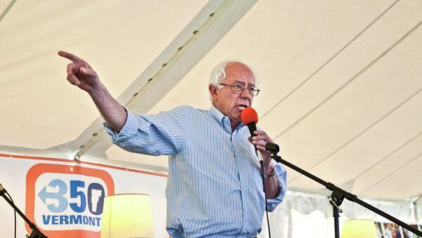 Sanders - Sputnik International