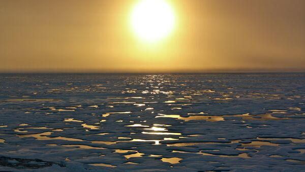 Melting Ice - Sputnik International