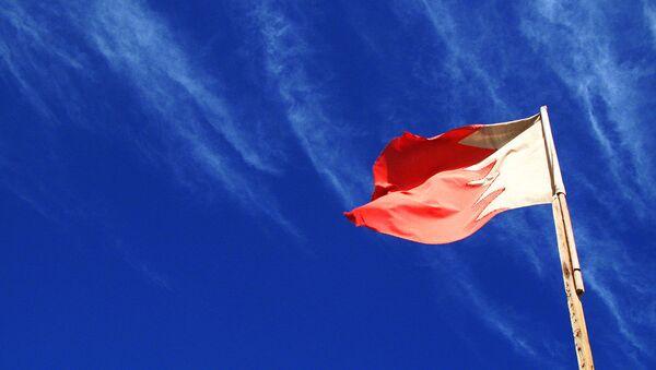 Bahrain national flag - Sputnik International