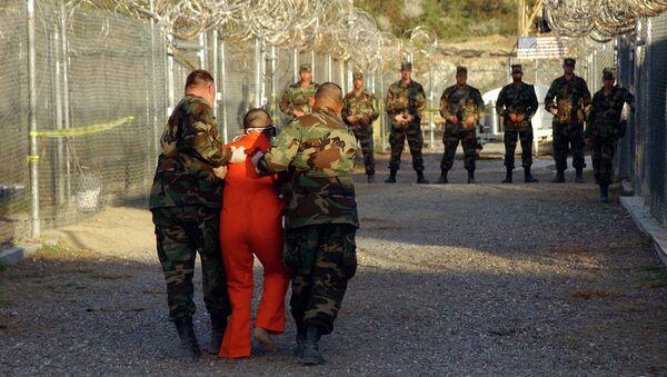 Guantanamo Bay detention camp - Sputnik International