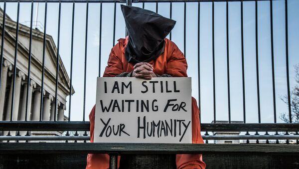 Witness Against Torture: I Am Still Waiting for Your Humanity - Sputnik International