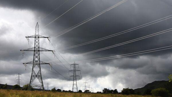 Britain unprepared for power blackouts - Sputnik International