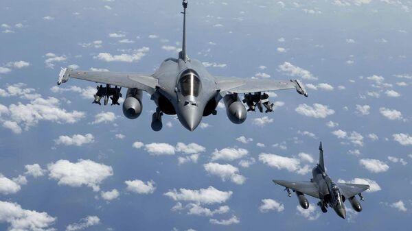 Rafale fighter jets  - Sputnik International