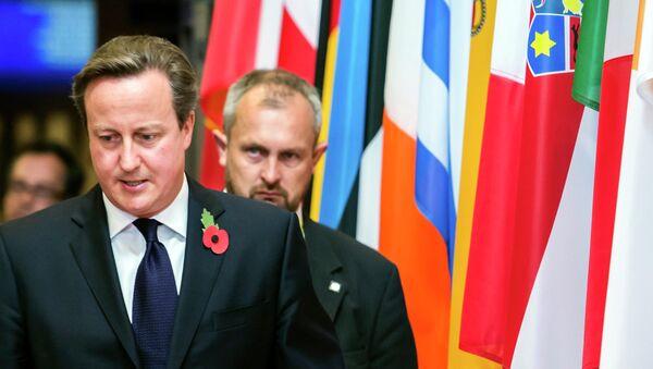 UK-EU referendum - Sputnik International