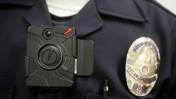 Police body camera - Sputnik International
