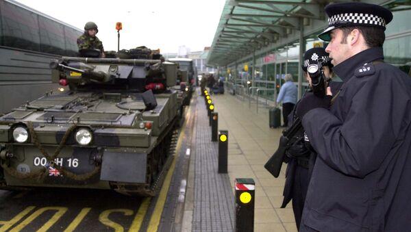 UK Security forces and police - Sputnik International