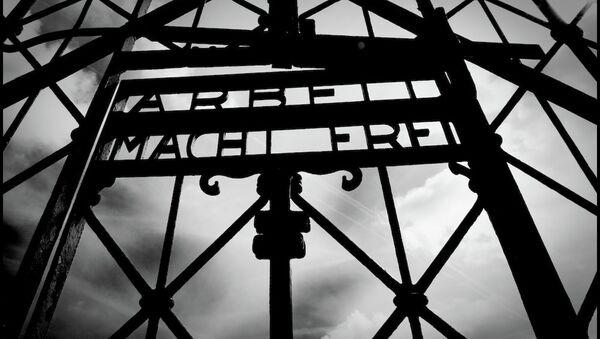 Nazi concentration camp - Sputnik International