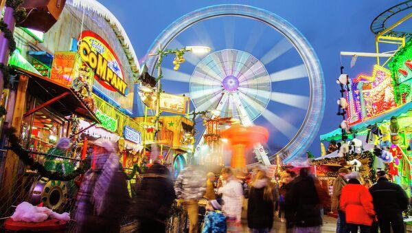 Christmas Market Spree: Top Seasonal Haunts to Enjoy - Sputnik International