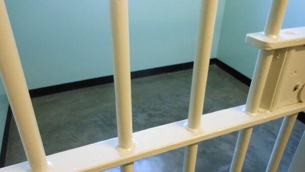 Prison bars - Sputnik International