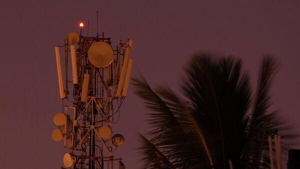 Cellphone Tower - Sputnik International